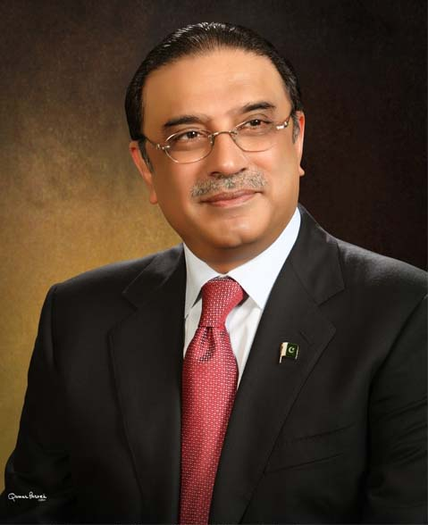 Message from Mr. Asif Ali Zardari President of the Islamic Republic of Pakistan (On the occasion of International White Cane Safety Day – 15th Oct-2012)