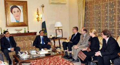 President urges Austrian business community to invest in Pakistan