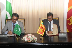 Pakistan and Sri Lanka agrees to enhance level of Cooperation and Friendship