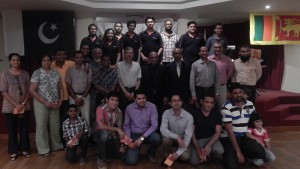 Sri Lanka Pakistan Friendship Association holds Fund Raising Master Quiz