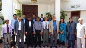 Pakistani Delegation visits Sri Lanka to Study Gems and Jewellery Sector