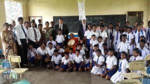 Pakistan Donates Fully Equipped IT Lab to Sri Saddarmodaya Maha Vidyala School