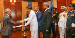 Sri Lankan President Thanks Pakistan for Support to End Terrorism