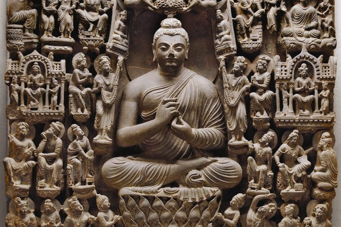The Buddhist Heritage of Pakistan