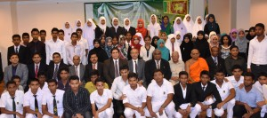 Pakistan will continue to support Sri Lankan Youth's nation building capacities: HE Shakeel Hussain