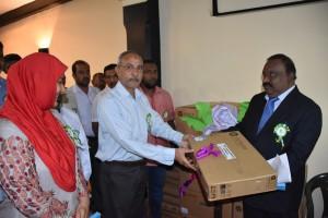 Pakistan upgrades Jinnah Computer Center at Jinnah Memorial Hall Kandy