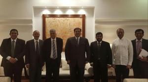 Pakistan and Sri Lanka need to diversify existing trading patterns to enhance cooperation: Khurram Dastgir Khan