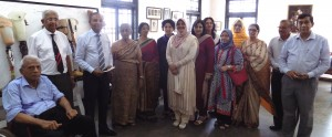 Pak Women reaches out to assist physically challenged Sri Lankans