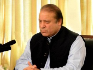 PM Sharif  reiterates resolve to eliminate terrorism from country