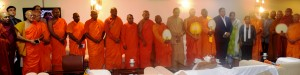 Speaker Lankan Parliament leads Senior Monks, Scholars to Revive Pakistan's Gandhara Trail