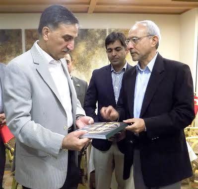 Pakistan National Defence University Delegation visits Sri Lanka