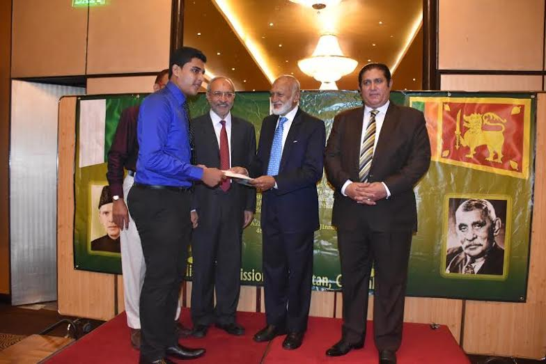 160 Bright Sri Lankan Students receives prestigious Jinnah Scholarship Awards for 2016