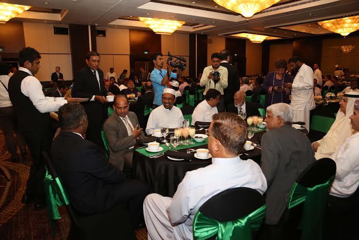 Pakistan High Commission hosts Iftar Dinner