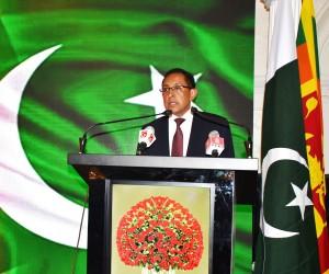 Minister for Enterprises Development Hon. Kabir Hashim addressing the gathering