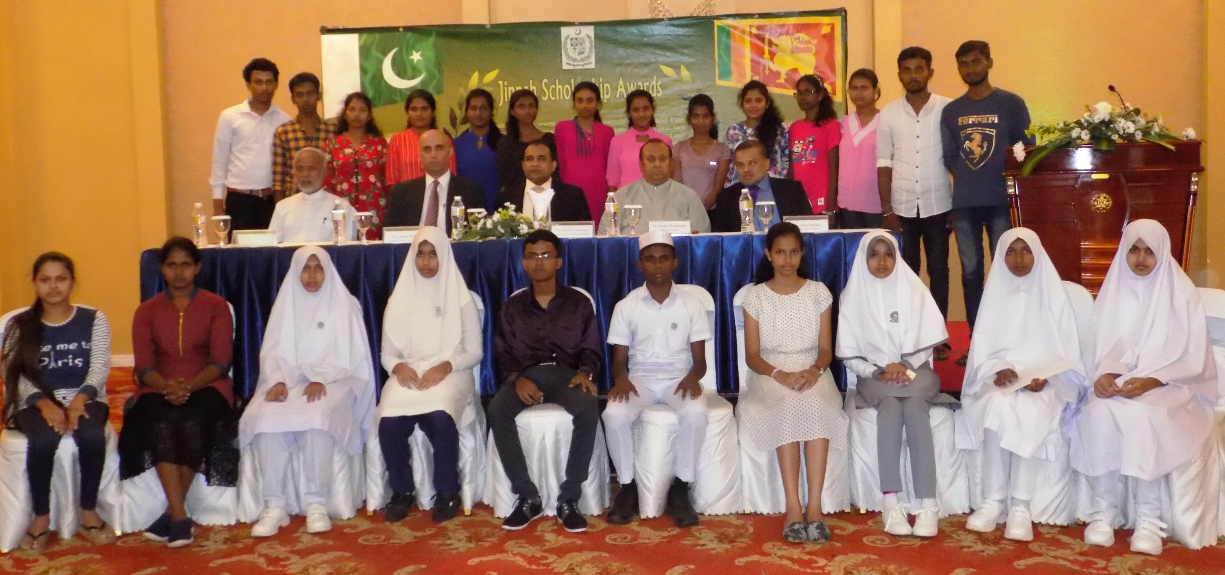 Pakistan reaches out to uplift Sri Lankan youth through scholarships