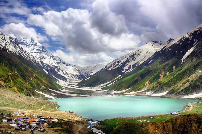 Lake Saif ul Malook, Kaghan Valley