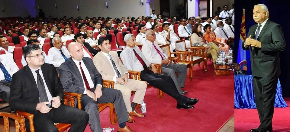 Pak HC delivers lecture on China-Pakistan Economic Corridor (CPEC)