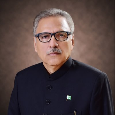 Message from H.E. Dr. Arif Alvi President of the Islamic Republic of Pakistan (On the occasion of Kashmir Solidarity Day, 5th February, 2019)