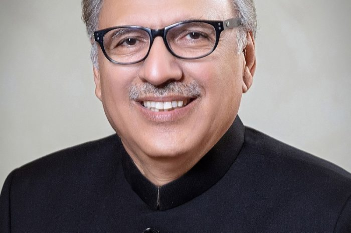 Message from Dr. Arif Alvi President Islamic Republic of Pakistan (On the occasion of Defence and Martyrs Day –  6th September, 2019)