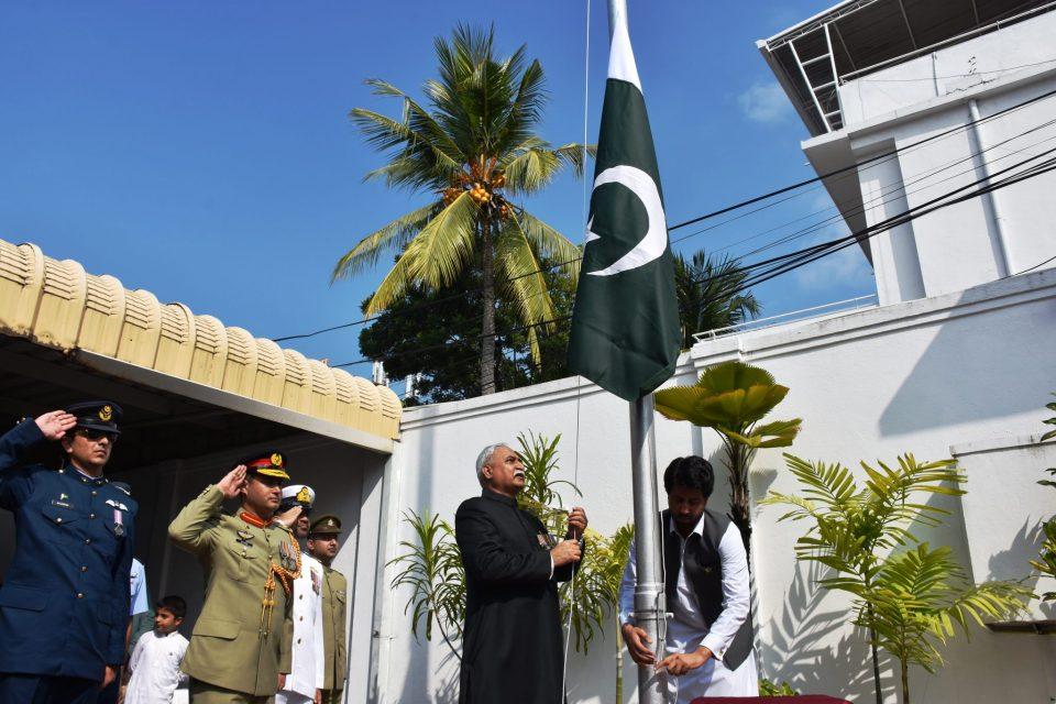 Pakistan's 79th National Day celebrated in Sri Lanka