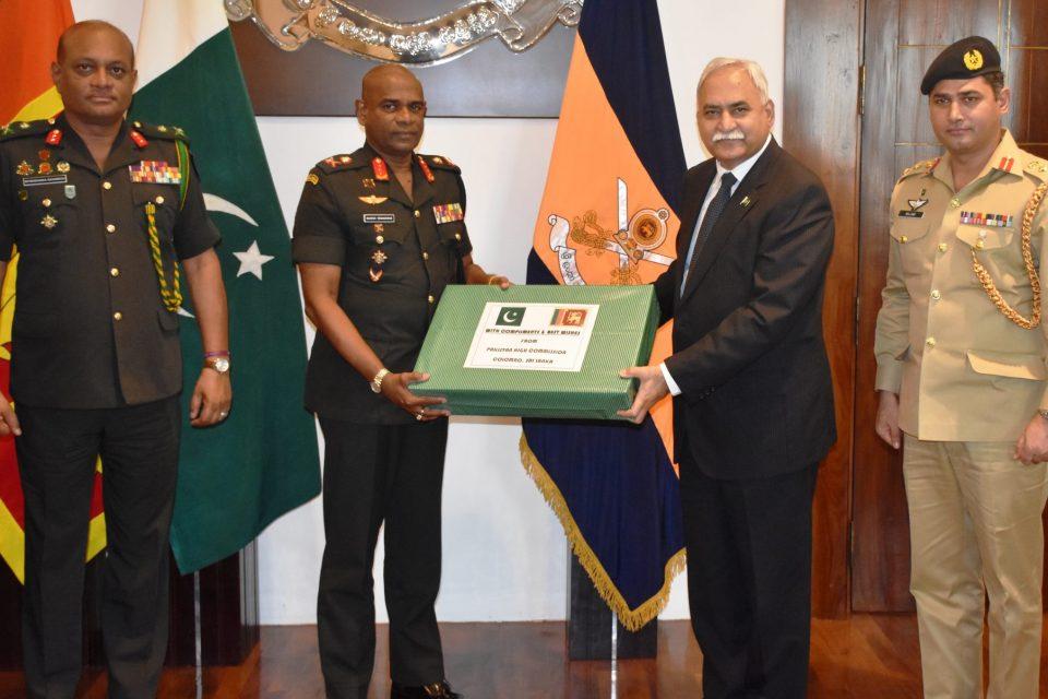 Pak HC appreciates Sri Lanka's role in UN Peace Keeping Missions