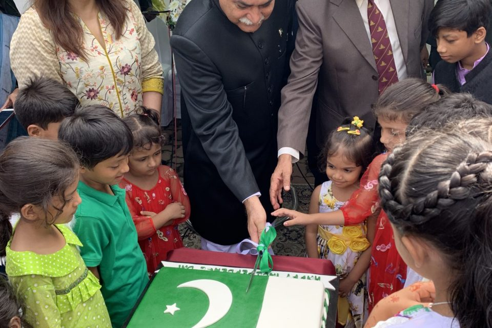 Pakistan celebrates Independence Day in solidarity with Kashmiris