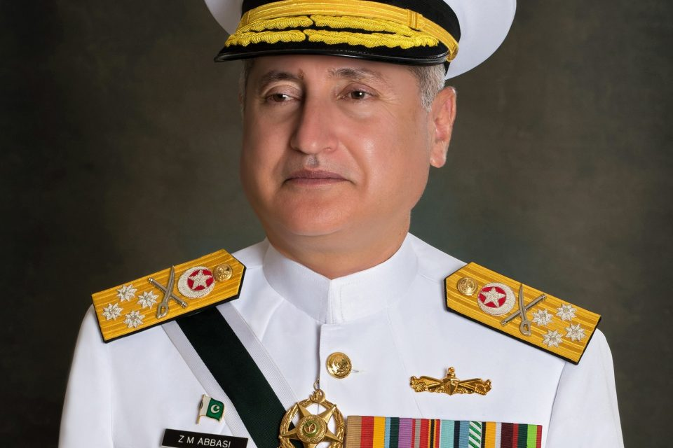 Pakistan's Naval Chief to visit Sri Lanka