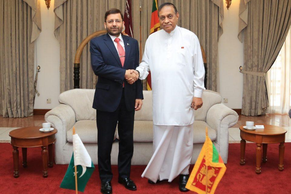 High Commissioner Called on Sri Lankan Speaker