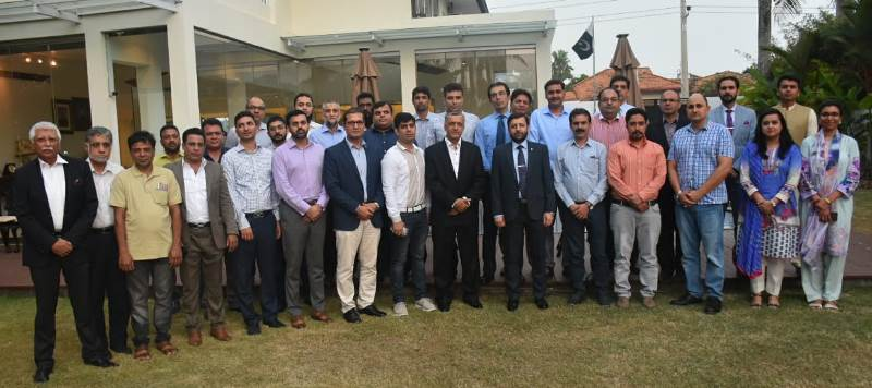 High Commissioner Interacts with Pakistani Community