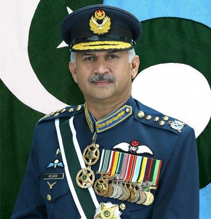 Pakistan's Air Chief to visit Sri Lanka
