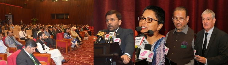 """Seminar on """"Peace and Stability – An Imperative to Prosperity in South Asia"""""""