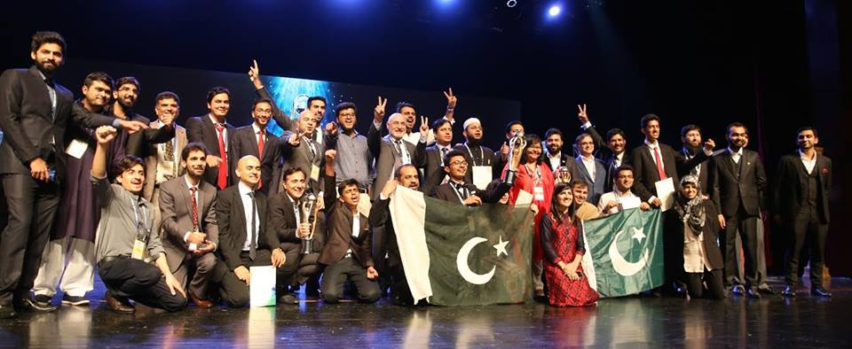 Team Pakistan Picks 3 Gold & 1 Silver at Major Regional Technology Awards in Colombo