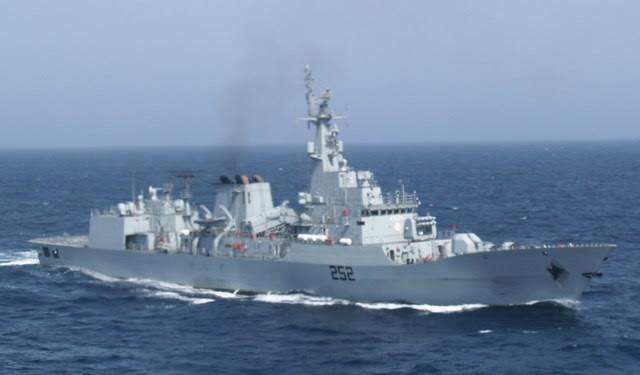 Pakistan Naval Ship to arrive in Sri Lanka on a Goodwill visit on 30th November