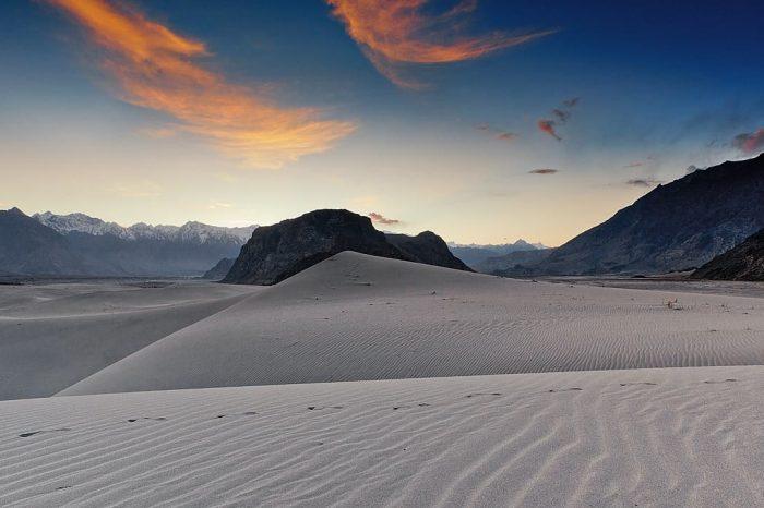 Cold Desert, Skardu