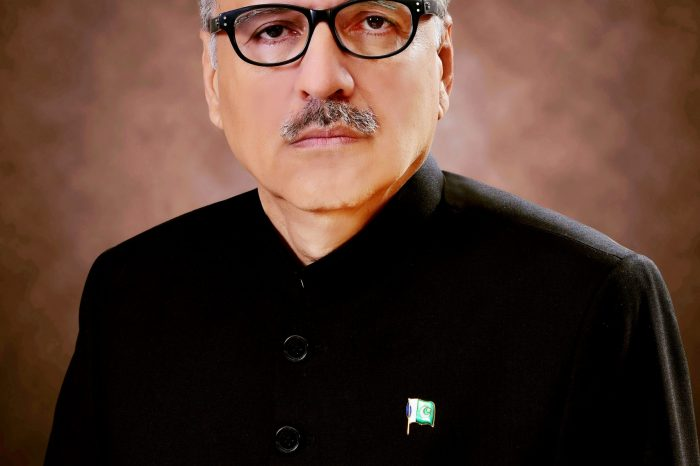 Message from H.E. Dr. Arif Alvi President of the Islamic Republic of Pakistan  on Kashmir Black Day – 27th October 2018
