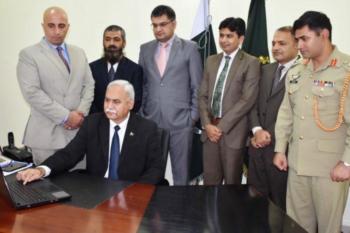 Pakistan HC re-launches official website