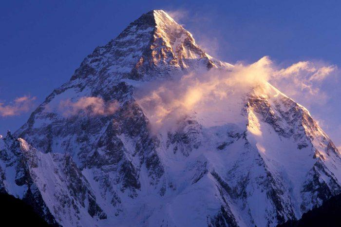 K-2 (Mount Goodwin-Austen), Karakoram Range
