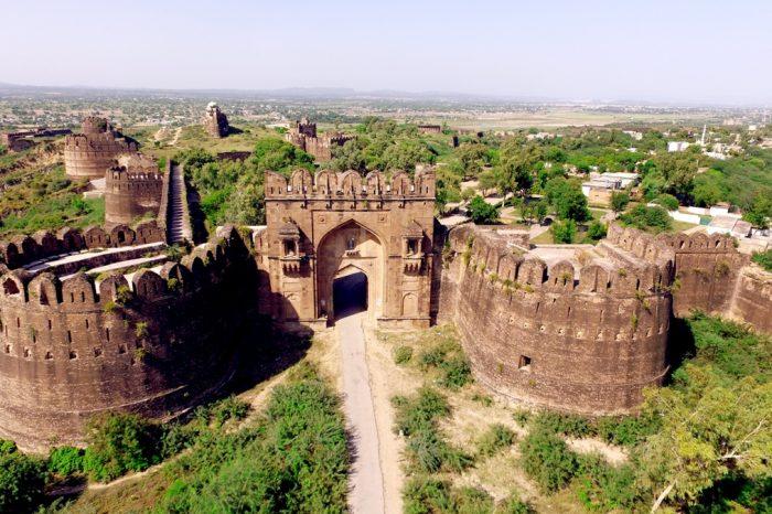 Rohtas Fort, Jhelum