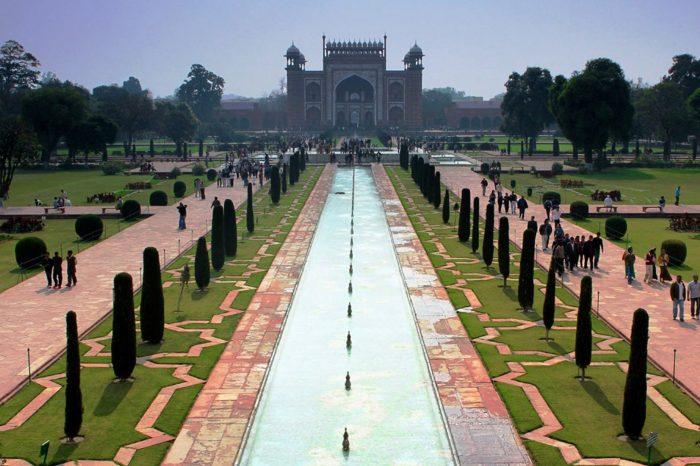Shalamar Gardens, Lahore