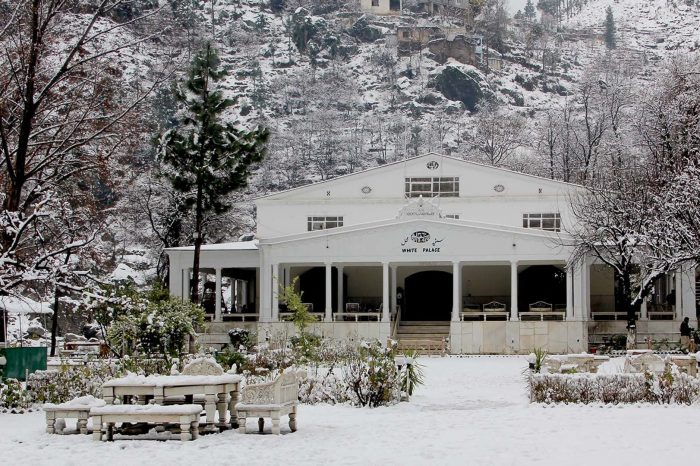 White Palace, Swat