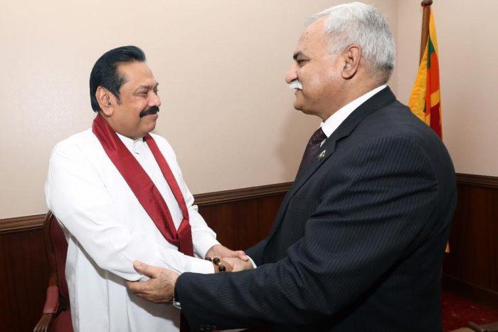 Pak HC met Prime Minister and Speaker