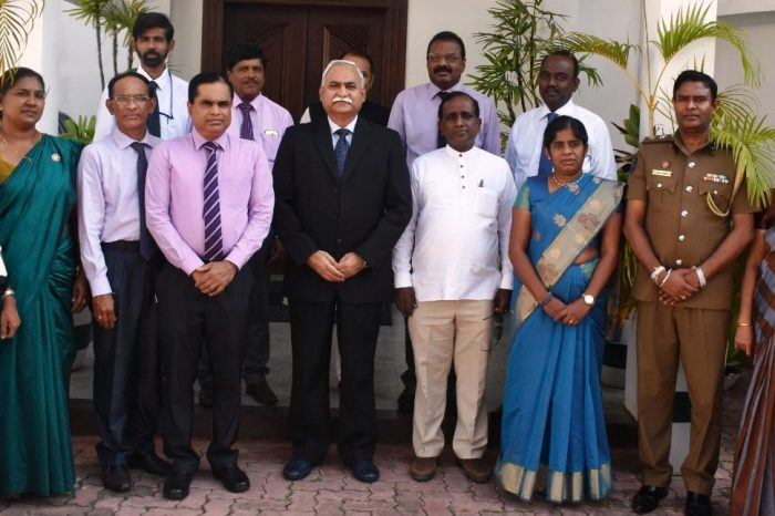 Visit of Sri Lankan Civil Servants to Pakistan