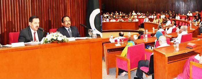 Conflicts' resolution is indispensible for durable peace in South Asian region: Pak Envoy