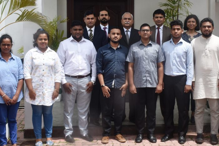 Pakistan awards Scholarships to Sri Lankan students