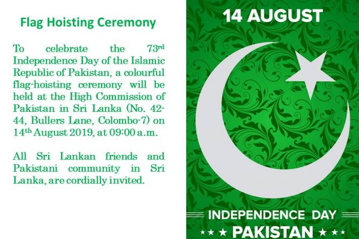 Flag-Hoisting Ceremony
