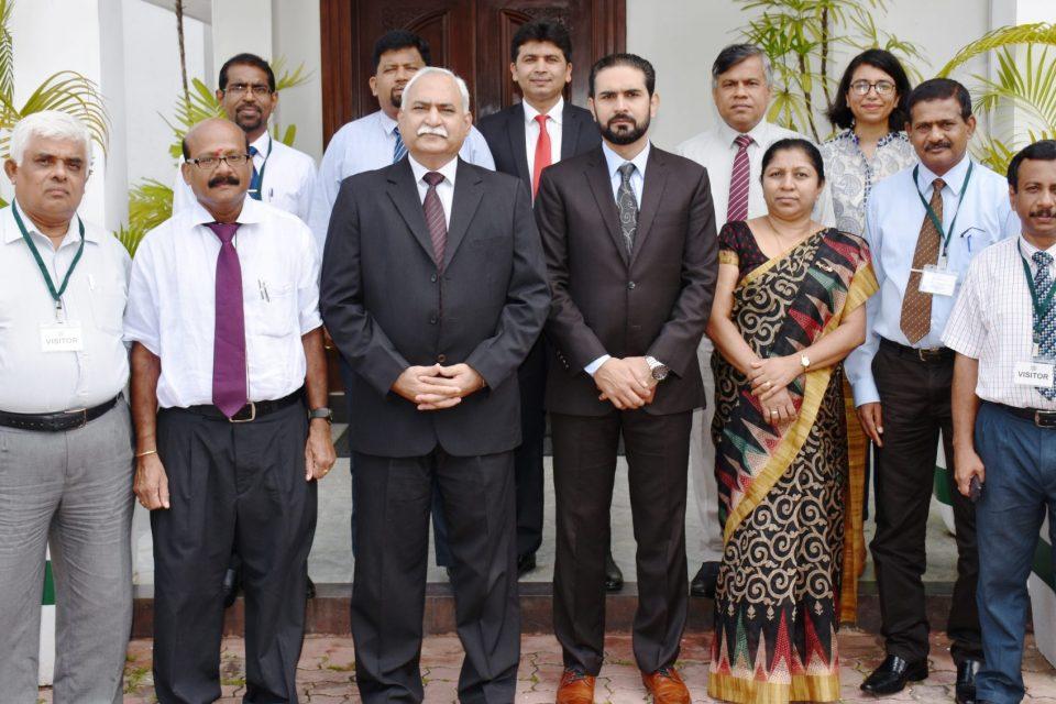 20 Sri Lankan bureaucrats to visit Pakistan