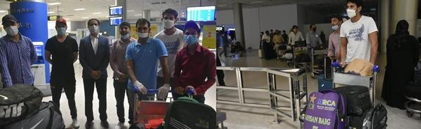 Repatriation of stranded Pakistanis from Sri Lanka