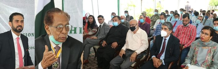 """""""Youm-e-Istehsal"""" Event held to mark one year of military siege in Indian Illegally Occupied Jammu & Kashmir (IIOJK)"""